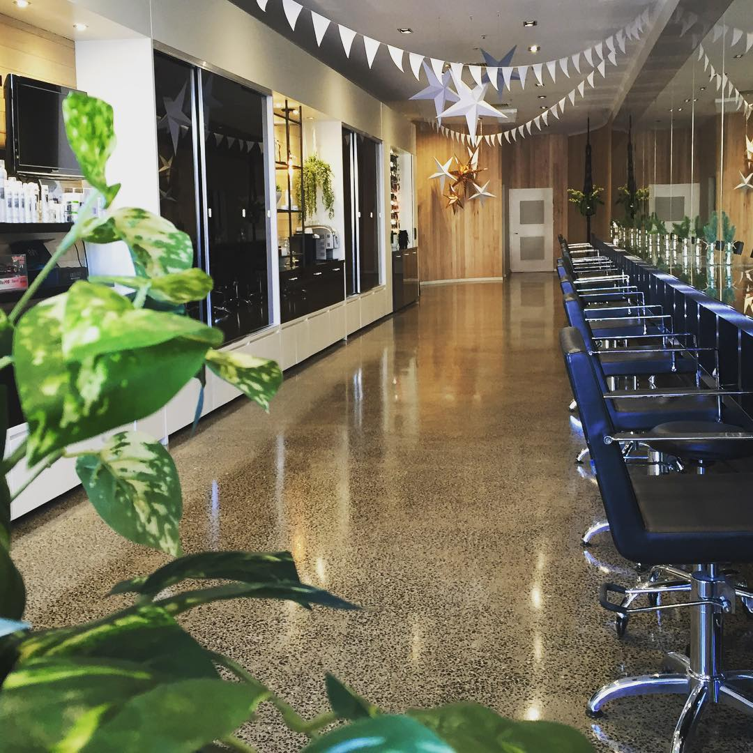 hair salon carlton